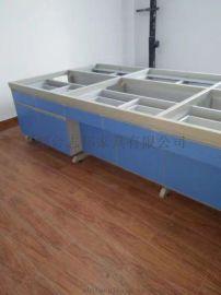 烟台全钢实验台 钢木实验台安装设计