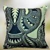 原创图腾艺术优质棉麻抱枕
