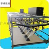 蒸汽地拖性能檢測設備