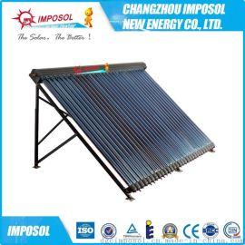 厂家直销20管25管30管太阳能集热器,酒店浴室用高品质太阳能集热器,分体太阳能热水系统