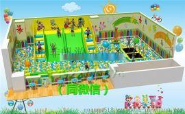 南寧非帆遊樂淘氣堡 兒童樂園廠家直銷多少錢一平方米