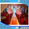 P7.62室內高清LED地磚屏酒店商場大型高承重耐磨地板踩踏顯示屏華信通