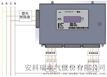 安科瑞多用户计量箱在高校用电计量改造方案