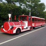 42人观光列车景区旅游观光电动小火车游乐设备无轨小火车