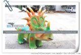 仿真恐龙工厂 儿童游乐设备 儿童广场恐龙投币童车 儿童恐龙电动车
