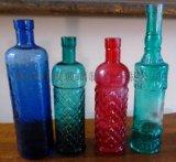 厂家直销 玻璃瓶 玻璃容器家居 玻璃花瓶