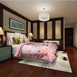定做家用拉舍爾雲毯超柔雙層毛絨毯保暖舒適壓花毛毯