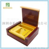 特殊定制保健品盒纸盒木盒