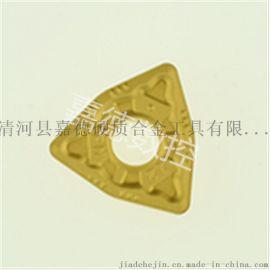 株洲钻石WNMG080412-PM数控刀具车削刀片