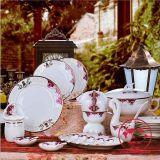 定做端午節禮品陶瓷盤子陶瓷碗陶瓷煙灰缸陶瓷杯子