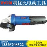 RYOBI 利优比 手磨机 手砂机1010w 100mm 角磨机 G-1008T