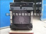 发电机组散热器