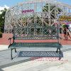 供应铸铁公园椅 全铁凤凰椅 户外休闲长椅(AC-B036)