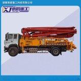 湖南37米混凝土泵车