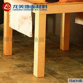 廠家直銷塑膠地板 防水防火耐摩擦木地板 國外進口地板