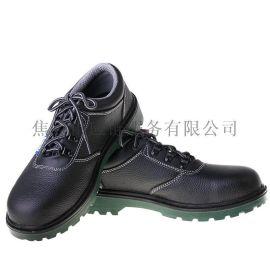 霍尼韦尔honeywell 防砸防静电 低帮牛皮包钢头安全鞋 BC6242121