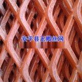 加工定做重型钢板网,喷漆钢板网片,建筑菱形钢板网,平台脚踏网