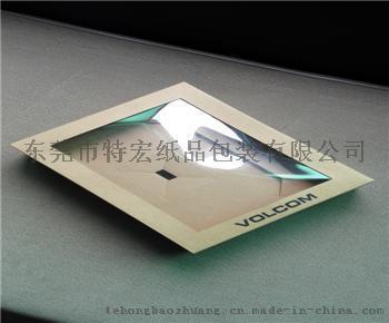 VOLCOM 高档硬牛皮纸 包装盒
