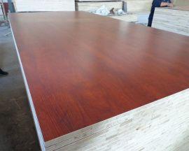 魯麗木業定向刨花板生態板