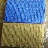 诚信制造厂家定制圆点纹PVA鹿皮巾 可以印刷品牌logo