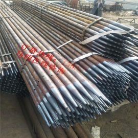 少量更粗直徑的安徽注漿管Q235鋼花管渠成鋼管