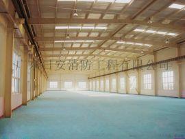 广东日安专注各种钢结构安装工程