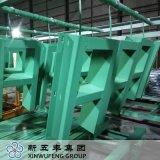 广州五丰 钢结构焊接件表面喷粉 喷涂加工