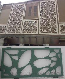 佛碳喷涂铝花格-室外佛碳喷涂铝窗花