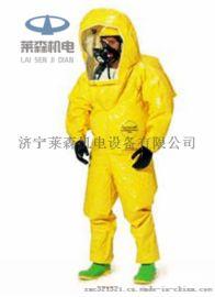 霍尼韦尔气密型化学防护服重型防护服
