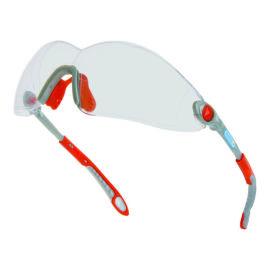 代尔塔101116时尚型安全眼镜透明防雾正品包邮