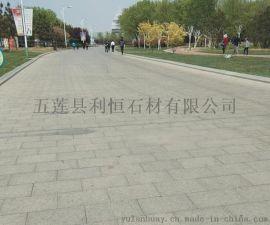 燒麵荔枝面地面磚,步行街人行道石質步道石廠家
