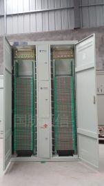 1440芯三网合一光纤配线柜 直插式ODF光纤配线架 室内光缆交接箱