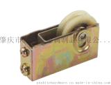 廠家直銷 非洲鍍彩鋅窗輪 滑輪