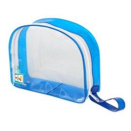 PVC化妆品袋,PVC手提袋,PVC袋FJX—035