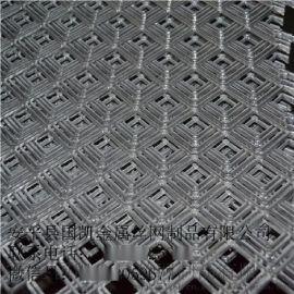 鋁板網 菱形鋁板網 魚鱗孔鋁板網