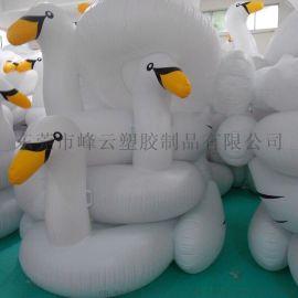 厂家一站式供应环保PCV充气火烈鸟玩具无毒热销款充气火烈鸟
