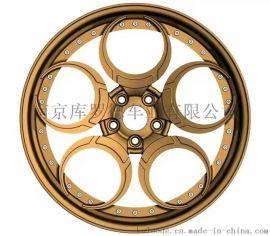 阿尔法锻造铝合金车轮 凯迪拉克锻造铝车轮