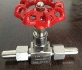 高兆帕阀门 J23W-160P 外螺纹高压针型阀