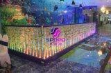 海洋主题餐厅专享水舞气泡墙、泡泡水景屏风、气泡路引水景屏风