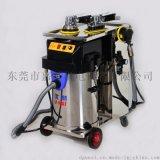 供應汽車噴漆可移動經濟型無塵幹磨系統 實用型 中央集塵桶,無塵