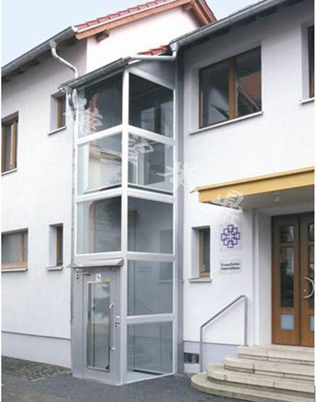 小型别墅电梯别墅家用小电梯电梯电梯在哪吕梁别墅区徐州图片
