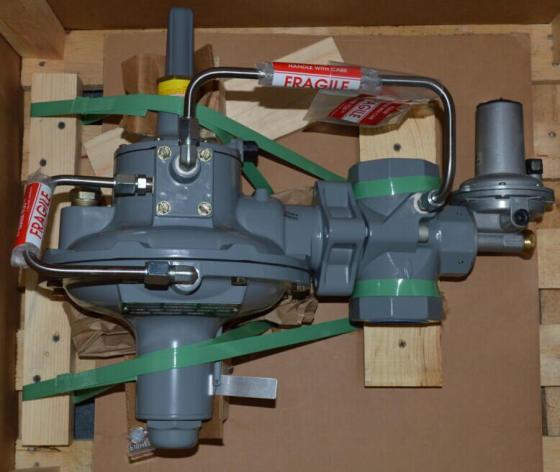 美国fisher费希尔299h调压器天然气调压阀图片