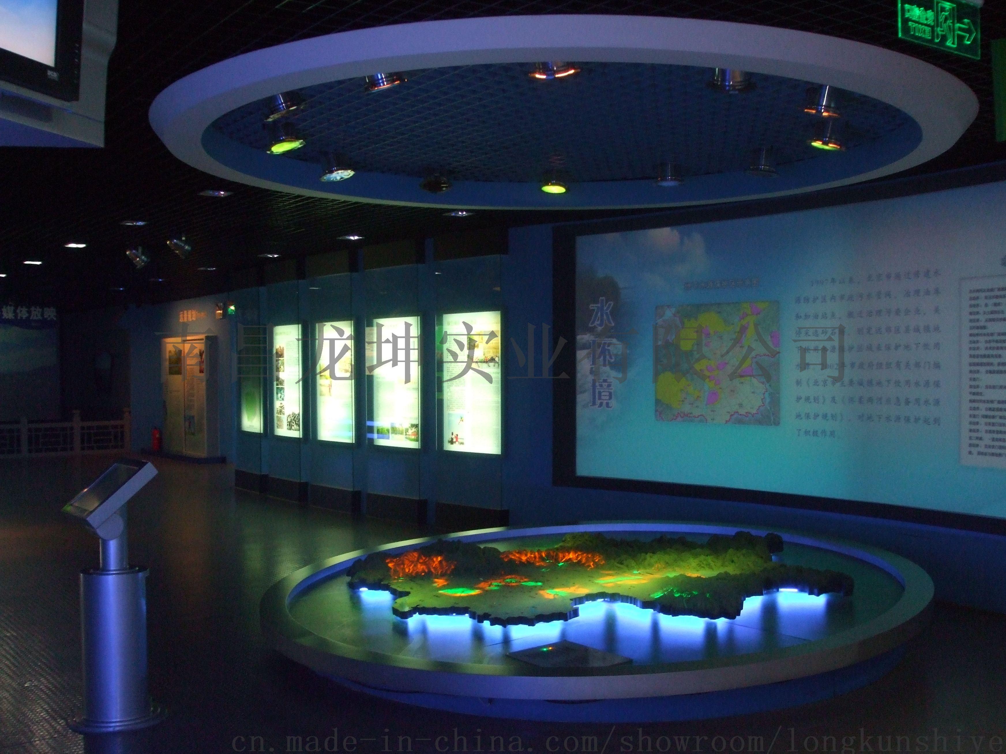 展馆多媒体沙盘声光电互动南昌沙盘公司龙坤公司781153445图片