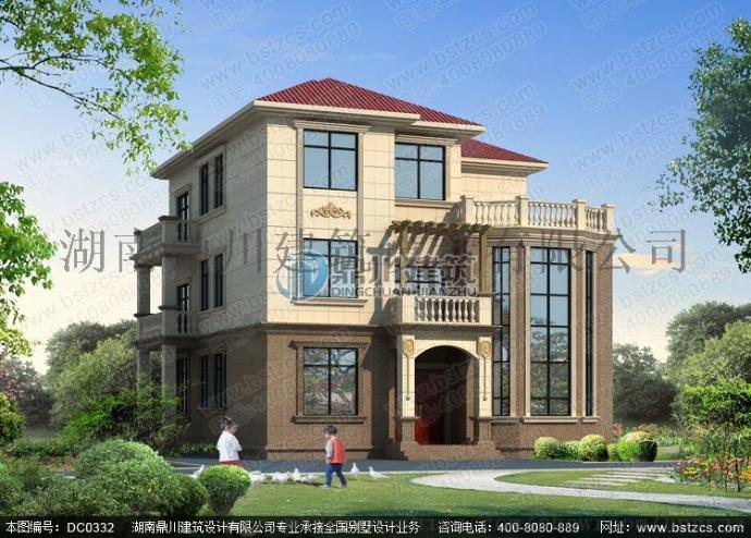 湖南鼎川建筑设计有限公司
