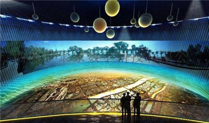 ar数字互动展厅,vr体验中心798337455图片
