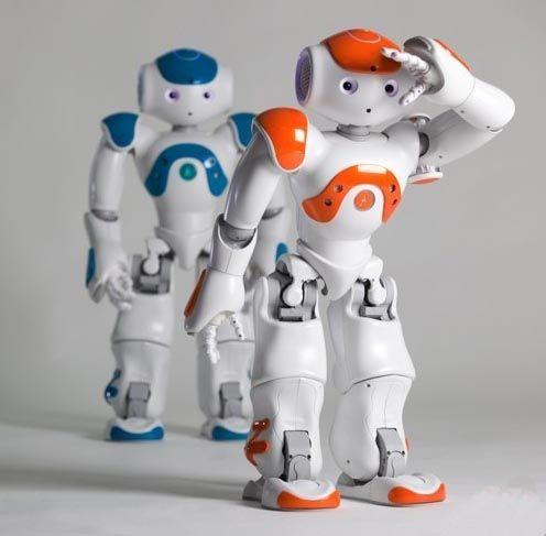 健康养老请来智能机器人 提高老年人生活质量