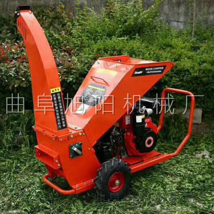 汽油动力粉碎机,在园林,现代农业,畜牧业中主要用于树木,树枝