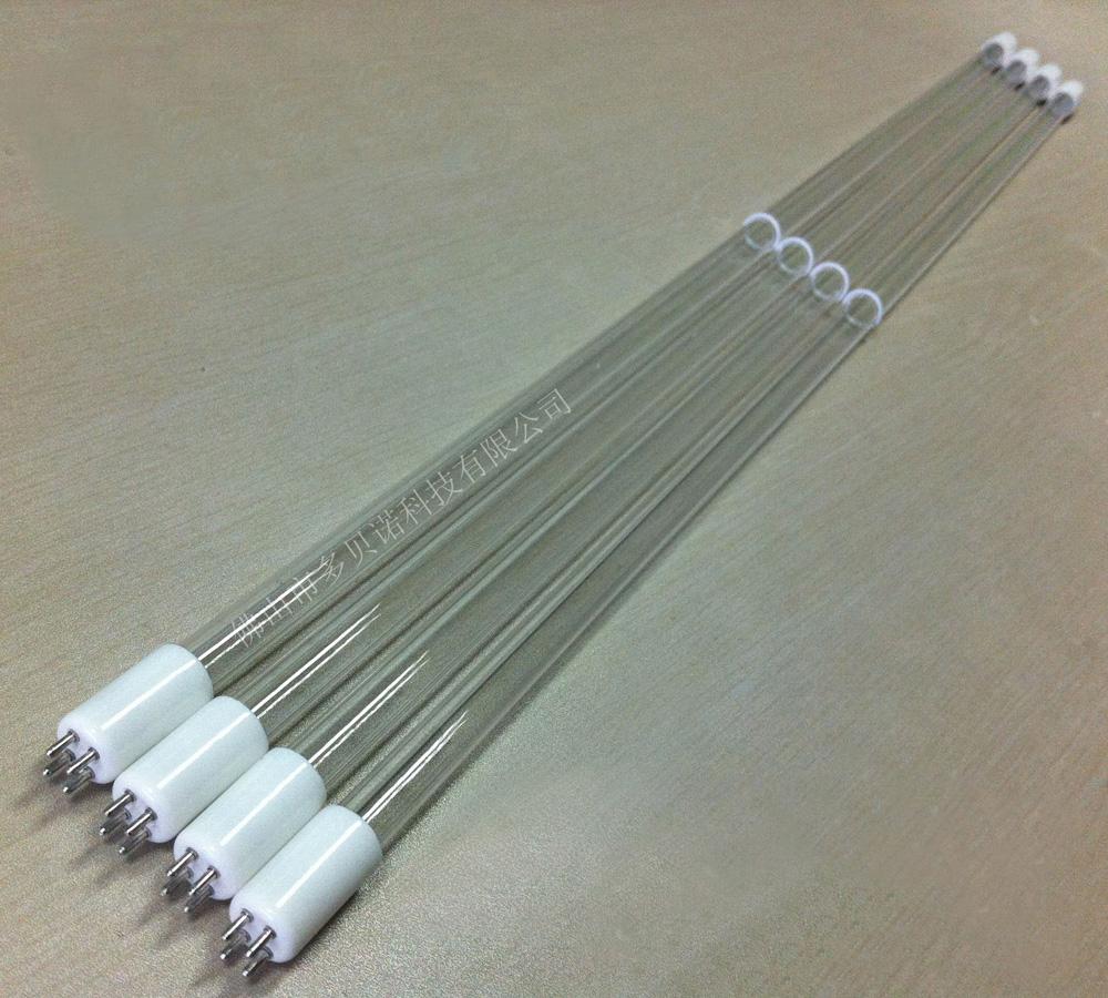 单端四针 uv灯 紫外线灯管 订做 杀菌灯 紫外线杀菌灯