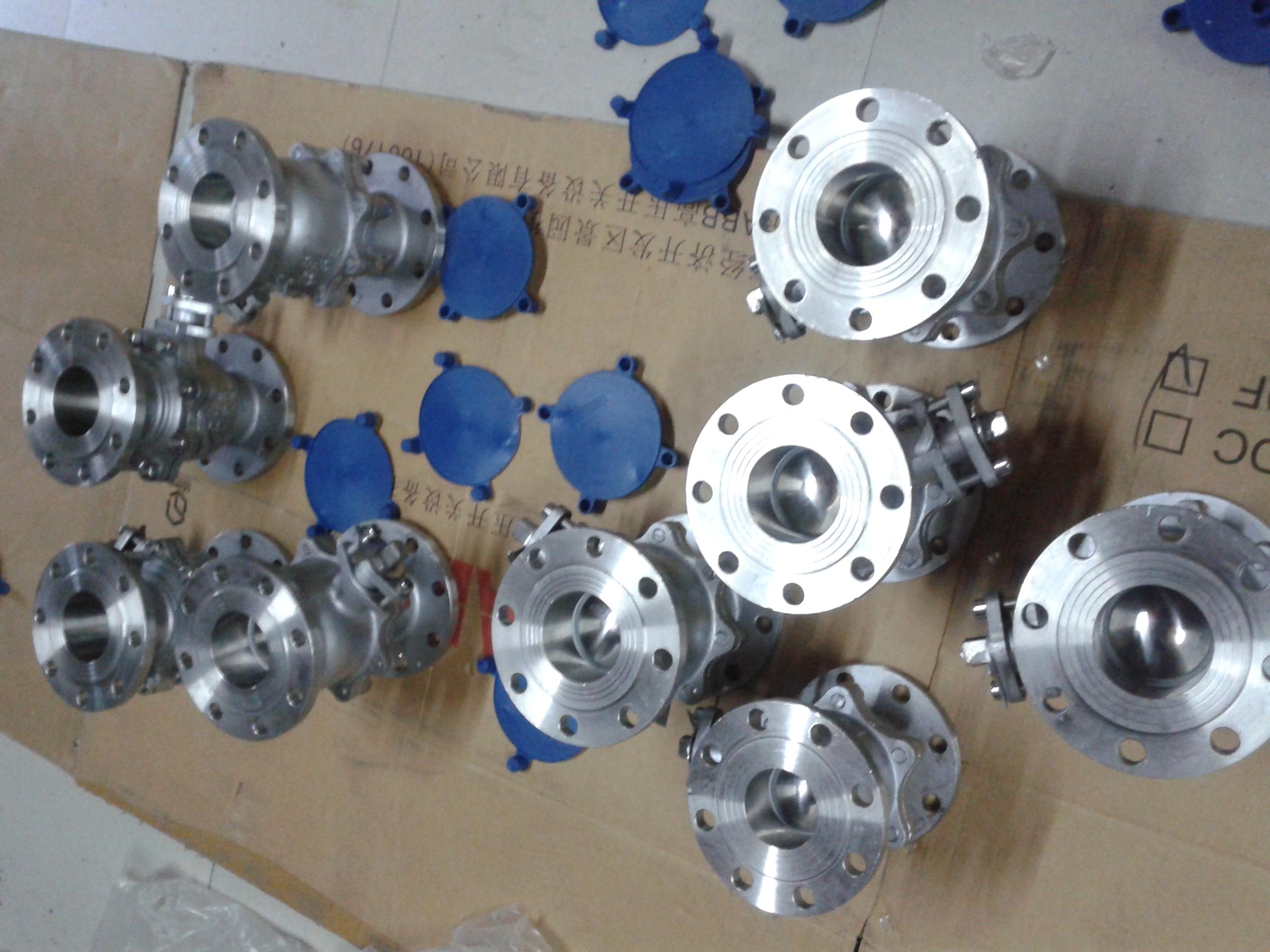 广东q41f-16铸钢球阀厂家不锈钢球阀批发图片