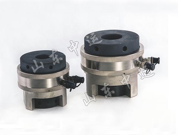 其中液压泵为动力源,压力表反映泵的输出压力,高压软管联接液压泵和拉图片